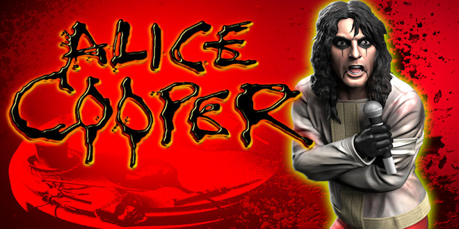 KnuckleBonz Alice Cooper Rock Iconz Statue Ver 1 & 2 Review.
